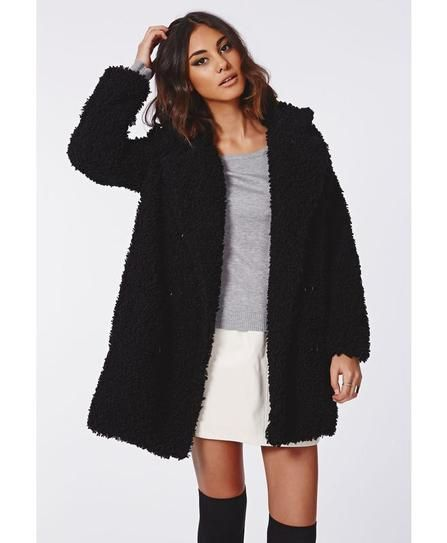 49df05c1d3d Fluffy Coats are Trending—Here are 20 to Buy Now | Fall & Winter ...