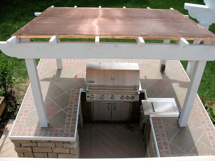 10 Impressive Outdoor Bar Ideas Worth Considering Pergolas Roof
