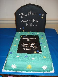 80th Birthday Cake Ideas For Men Google Search With Images