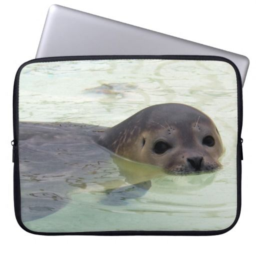 I'm a Seal Laptop Computer Sleeve