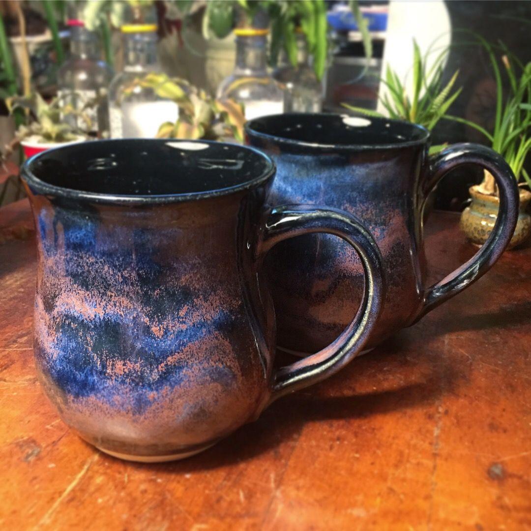 Beautiful Coyote Archie S Base Over Amaco Obsidian Ceramic Glaze Recipes Glazes For Pottery Amaco Glazes