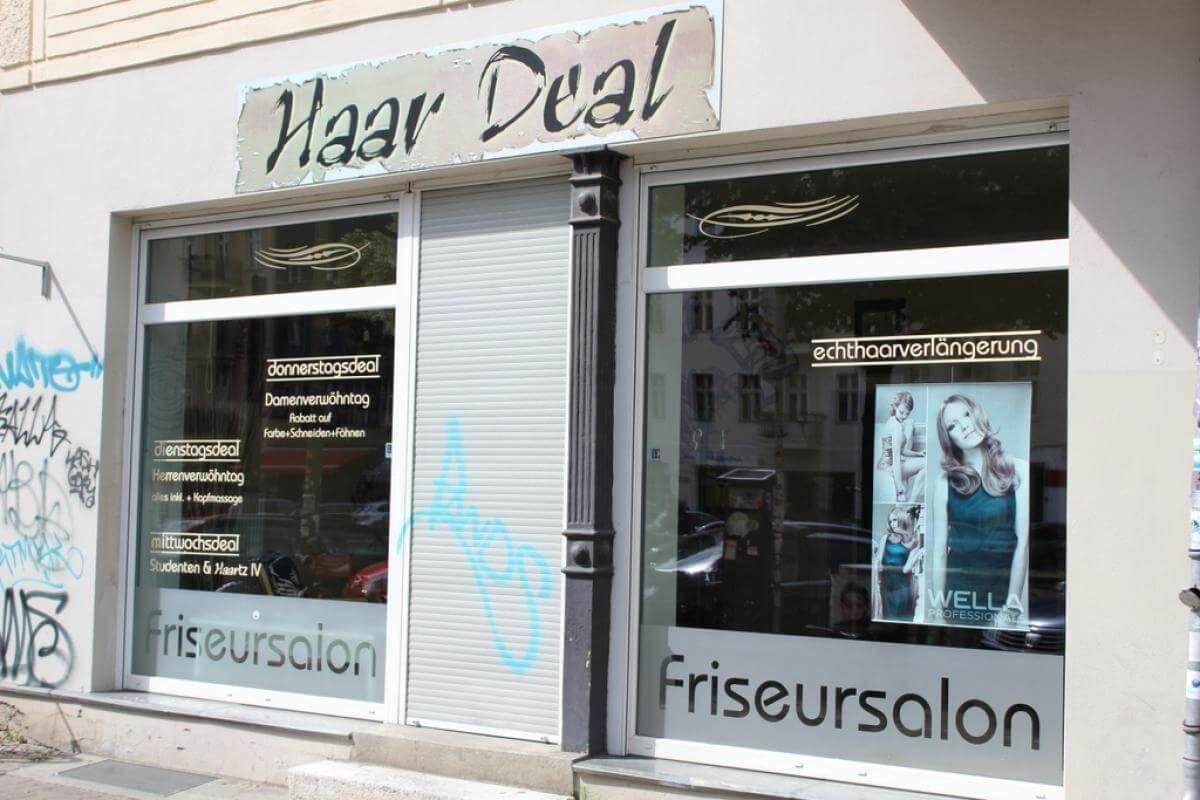 Haar Deal Friseur Berlin Friseur Friseursalon