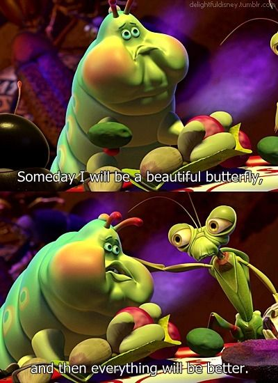 *HEIMLICH ~ A Bug's Life, 1998