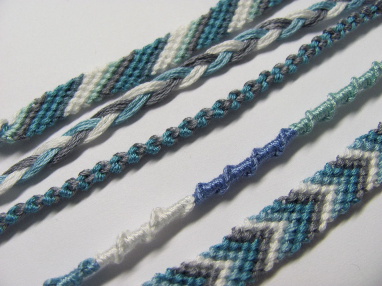 Create Friendship Bracelets With My Friendship Bracelet Maker