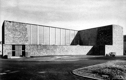 architektur der 50er 60er 70er arch moderne pinterest