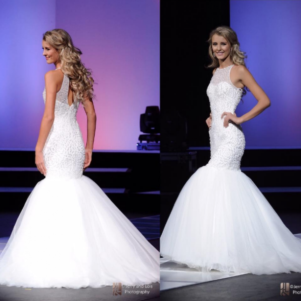 Miss Washington Teen USA 2016 2nd Runner Up Evening Gown | Teen usa ...