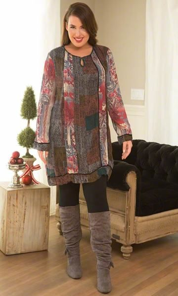 Alia Tunic Dress | Wear it | Pinterest | Posts, Style and Skinny jeans