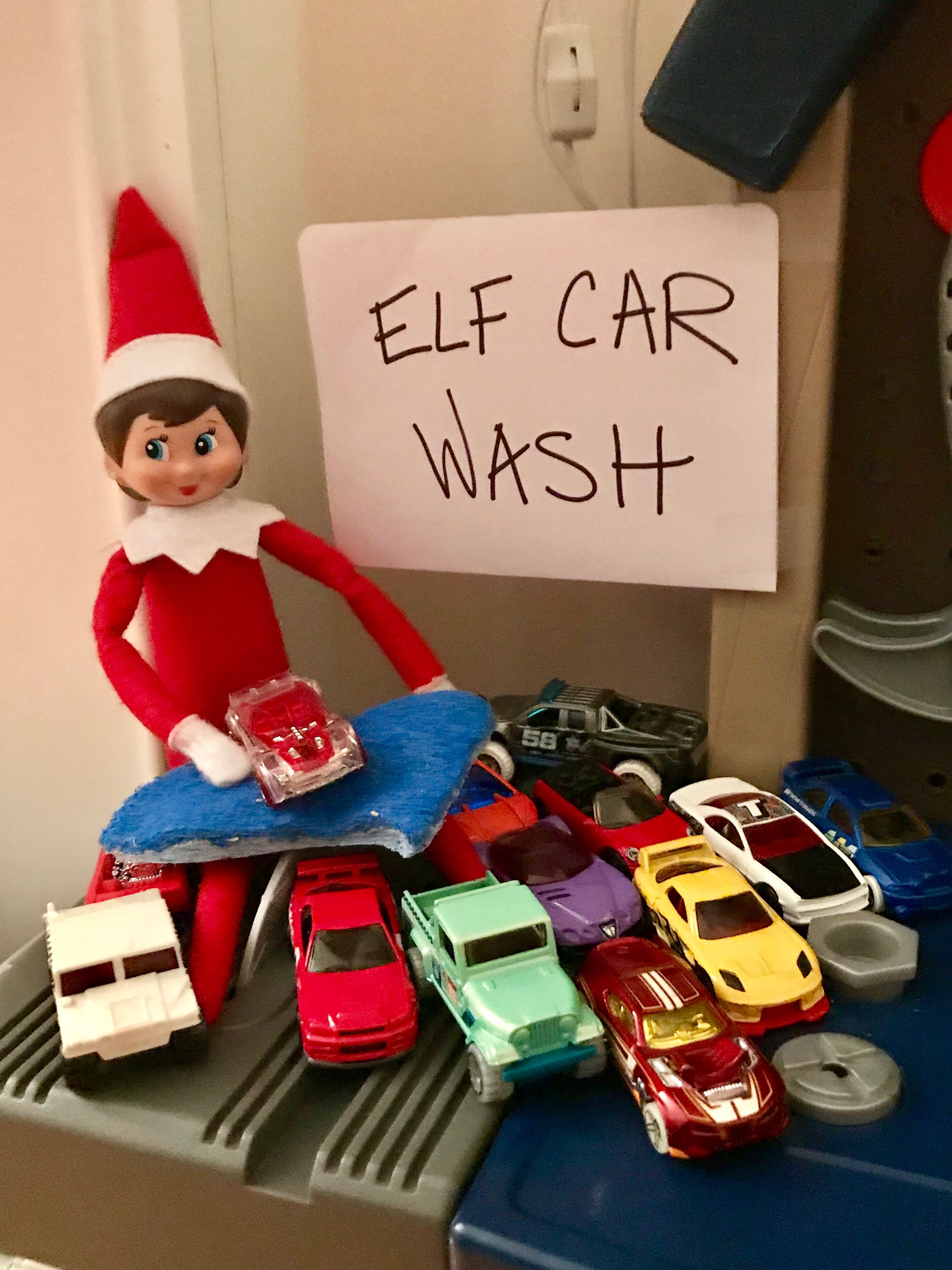 """Pin by Farah Levy Parker on Our Elf """"Snowflake"""" (With"""