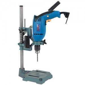 How To Convert A Hand Drill Into A Drill Press Drill Press Electric Hand Drill Drill
