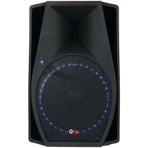 QFX SBX-1518BTL 2-Way Bluetooth(R) Cabinet Speaker