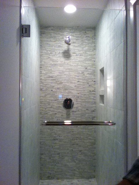 Moasic shower wall   Google Searchmoasic shower wall   Google Search   En suite bathroom   Pinterest  . Marble Walls For Shower. Home Design Ideas