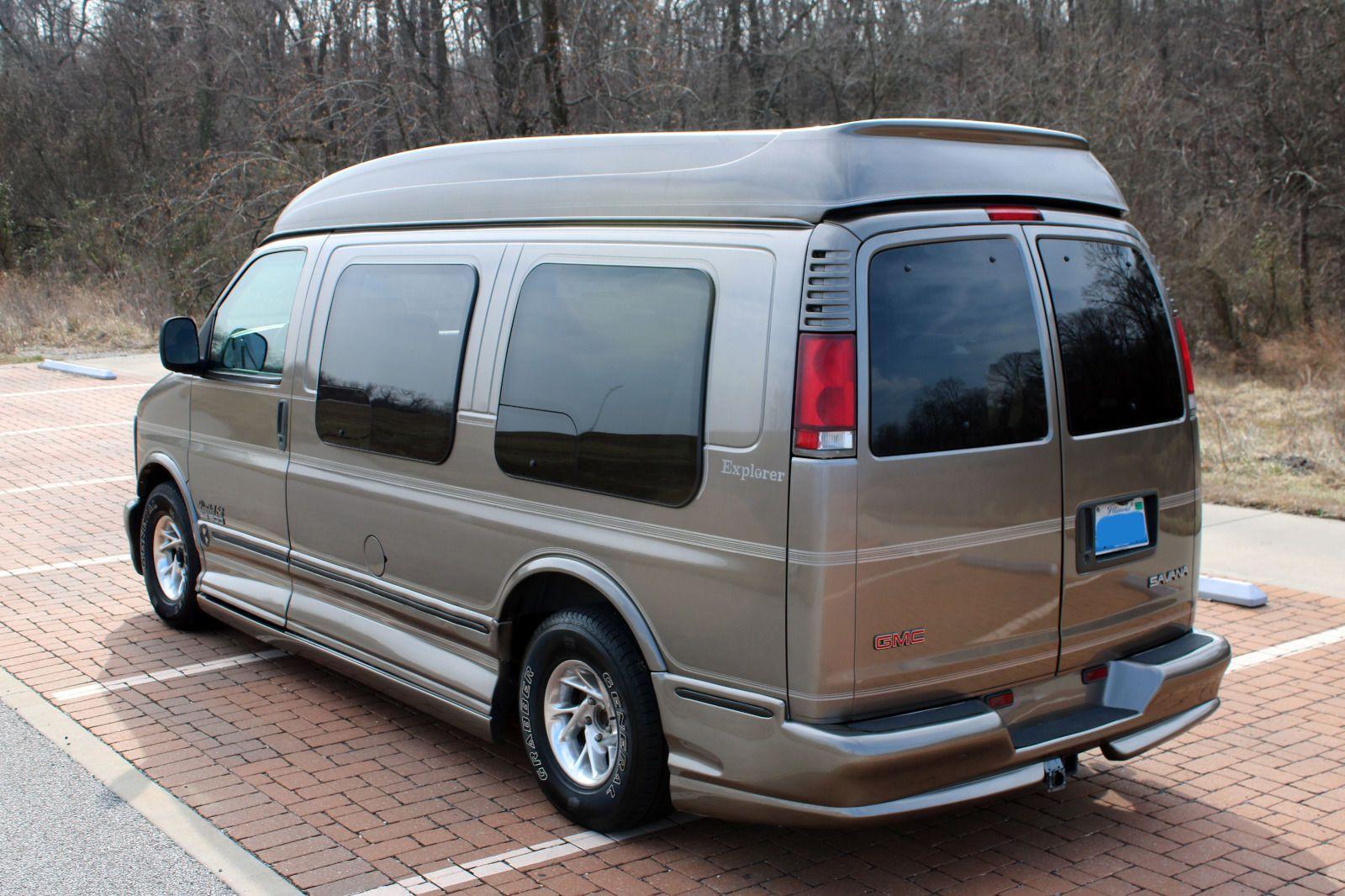 2000 Gmc Savana Explorer Ebay Gmc Vans Vans Gmc