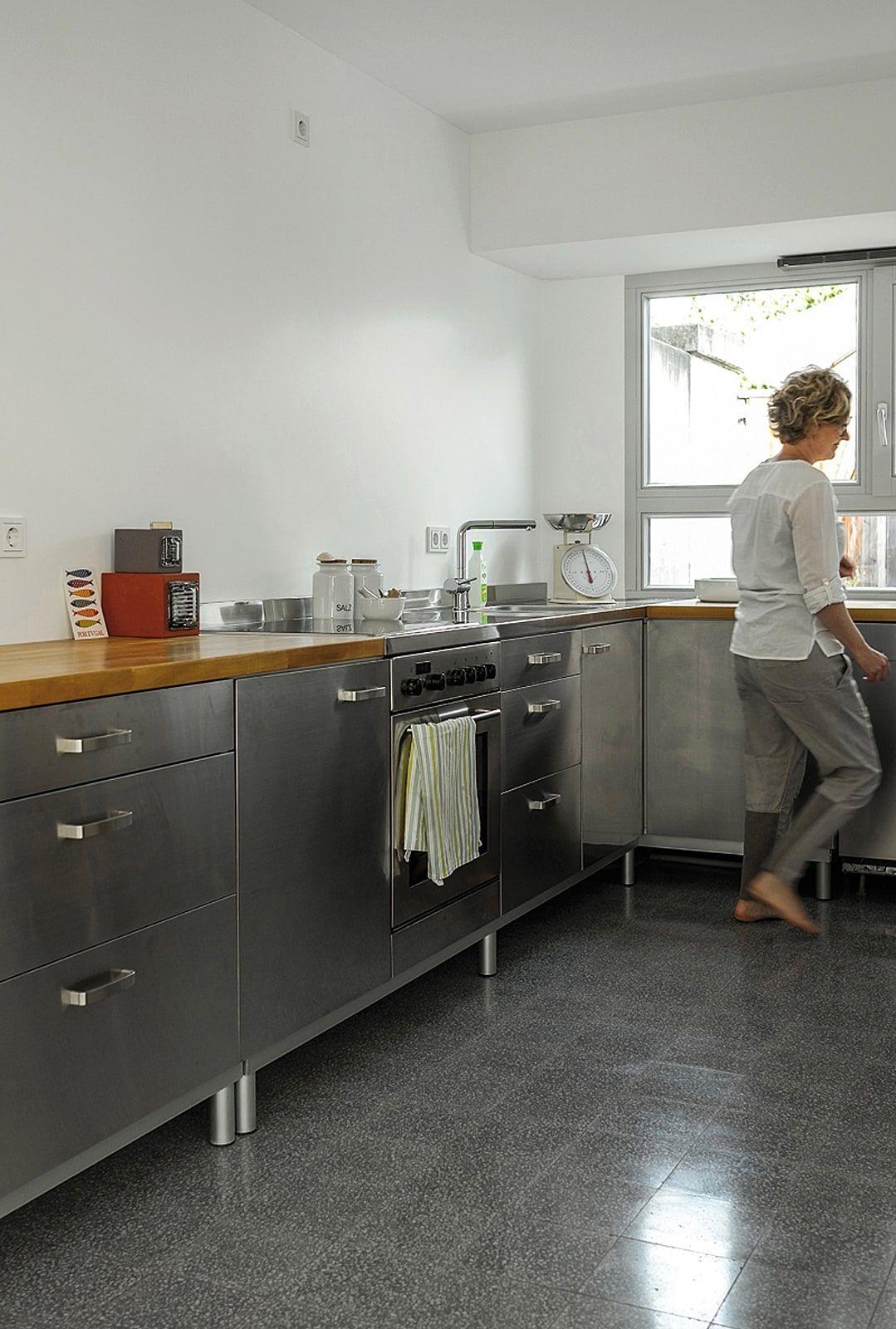 Bildbeispiel Terrazzoplatten Grob In Der Kuche Via N 900054 Kuchenfliesen Kuchenprodukte Kuche