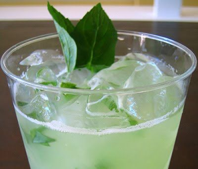 More cucumbers than you know what to do  with? Drink 'em!