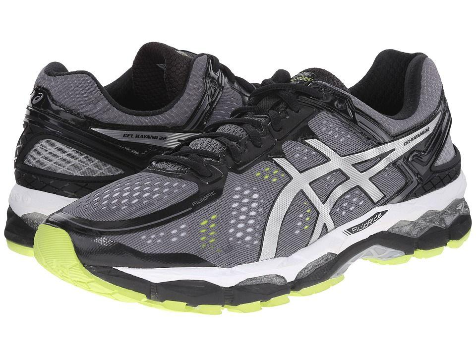 Buy Men's Running Shoes Asics GEL Kayano 22 Silver