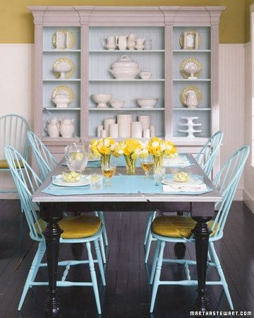 Design Manifest: A Favorite Budget Solution for the Dining Room