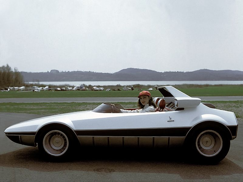 5 Reasons Why Your Next Car Should Be A Bertone | Fiat 128, Cars and ...