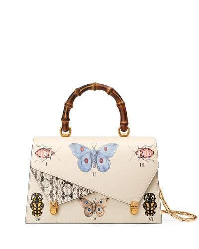 d6428768a812 Gucci Ottilia Medium Bamboo Top Handle Bag   Bags   Bolsos gucci ...