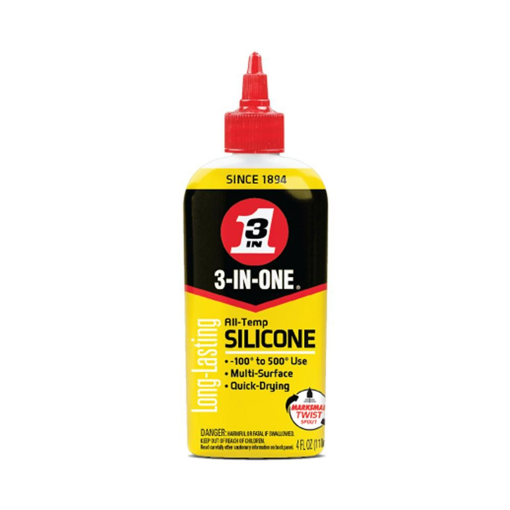 3 In One 4 Oz All Temp Silicone Drip Oil 120008 Acrylic Pouring Silicone Lubricant Lubricants