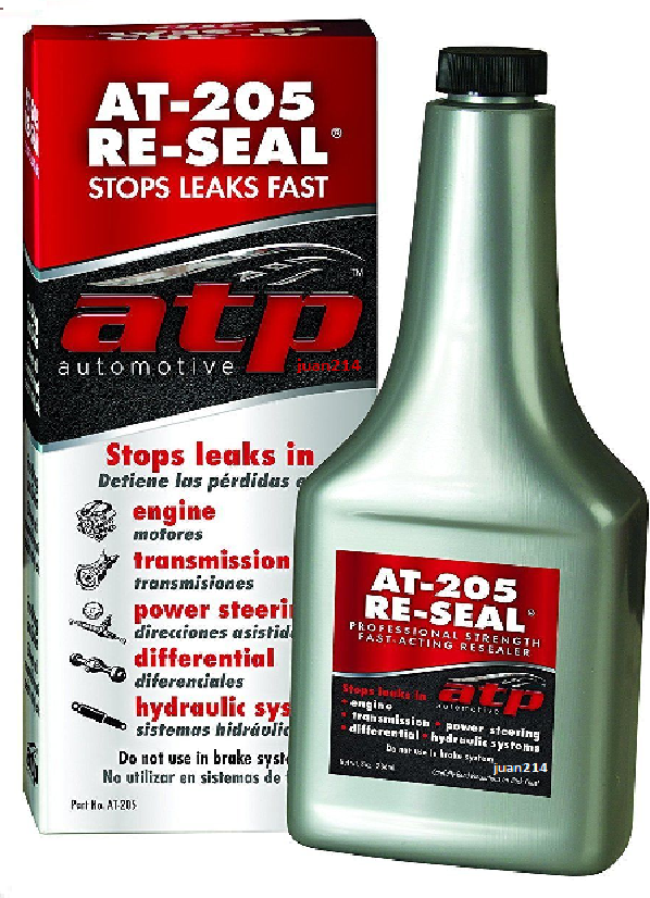 Details about ATP AT205 ReSeal Stop Leak, 8 Ounce Bottle