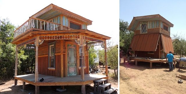 Charmant Take A Virtual Tour Of This A Tiny Texas House