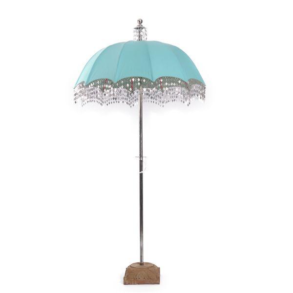 aqua marine umbrella raj inspired patio umbrella sun umbrella