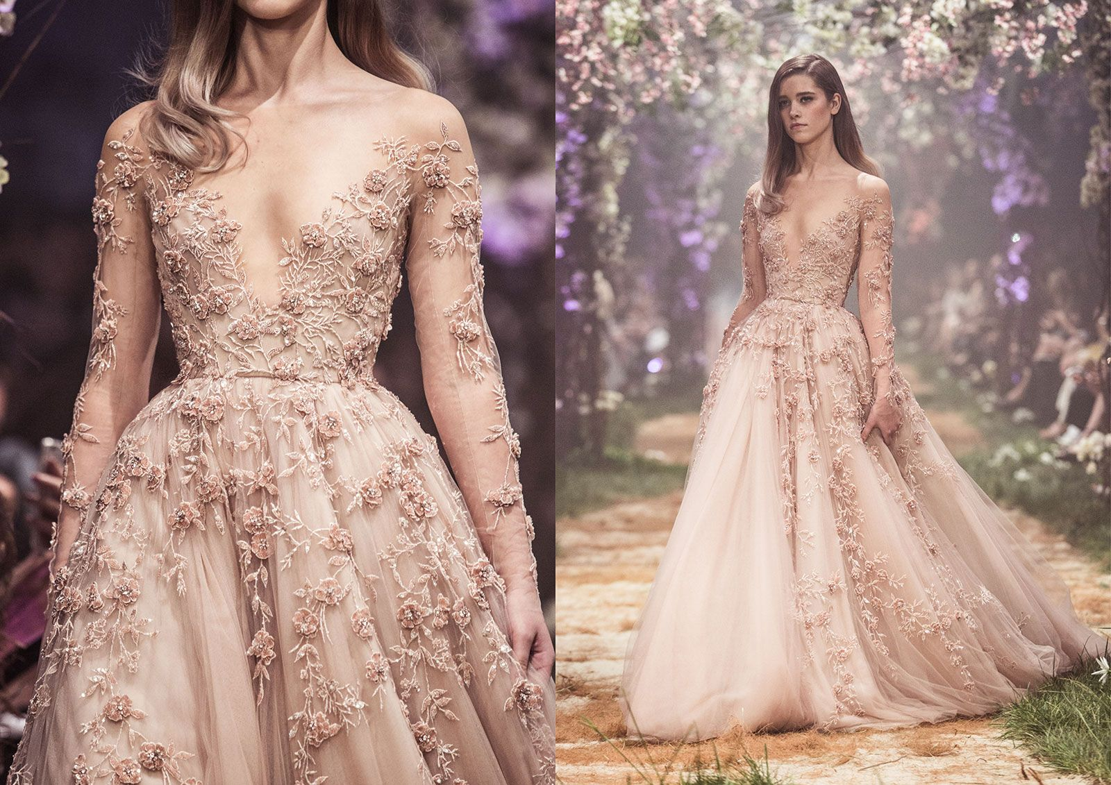 ss couture paolo sebastian estilo femenino couture