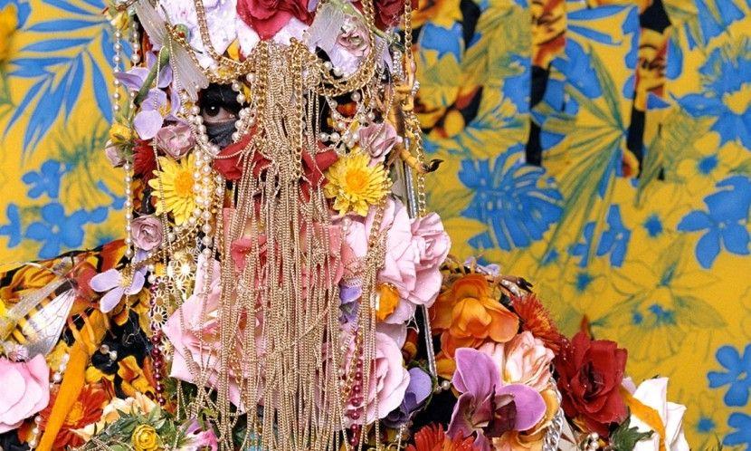 Artist Hew Locke Up Hill Down Hall: An Indoor Carnival