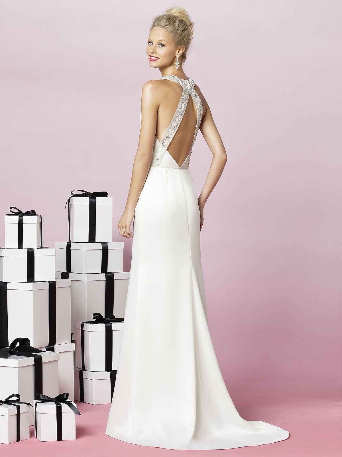 After Six Wedding Dresses Style 1036 http://www.dessy.com/dresses ...