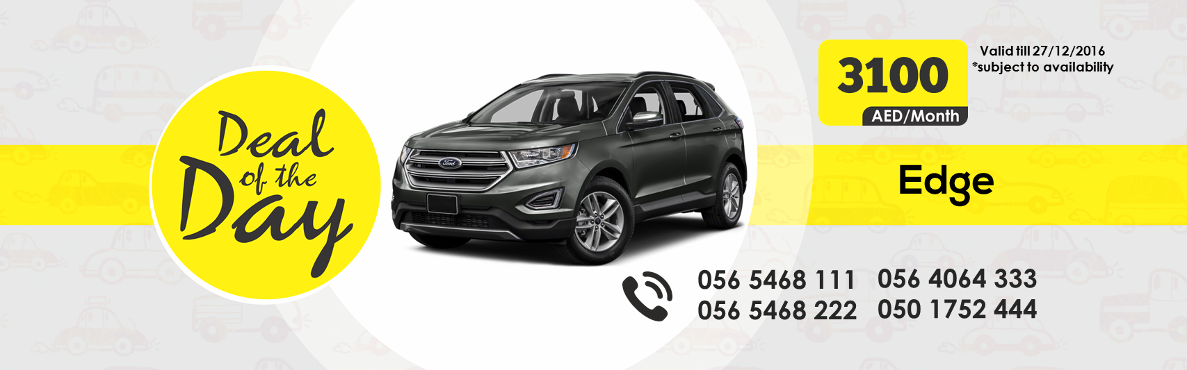 Deal Of The Day Aroma Rent A Car Online Car Rental Car Lease