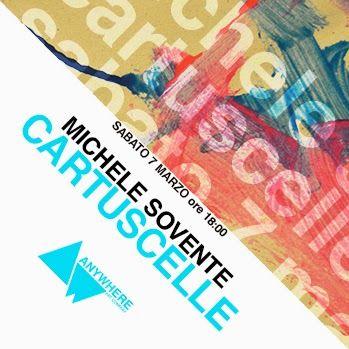 Le Cartuscelle di Michele Sovente in mostra presso...