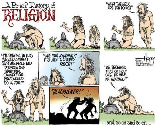 How Religion Started...