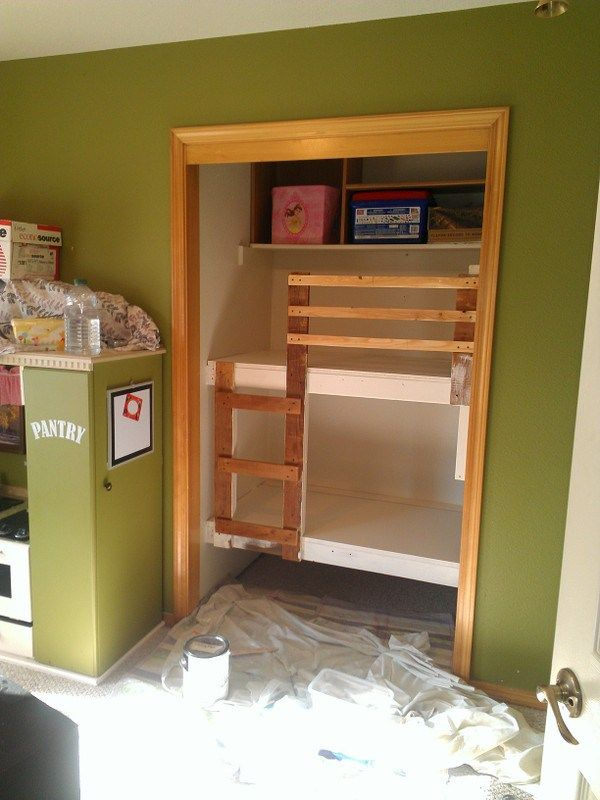 DIY Wood Projects bunk beds bunk bed plans lowes