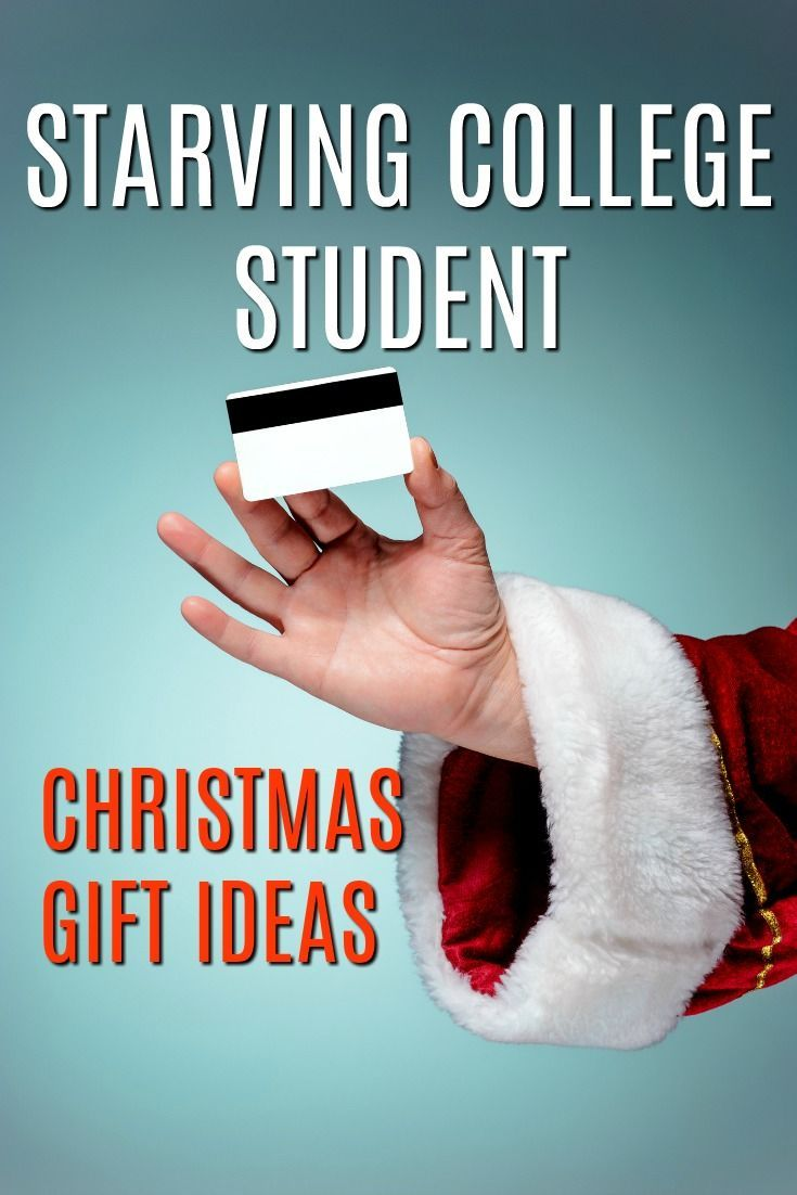 20 Christmas Gift Ideas for a Starving College Student | Christmas ...