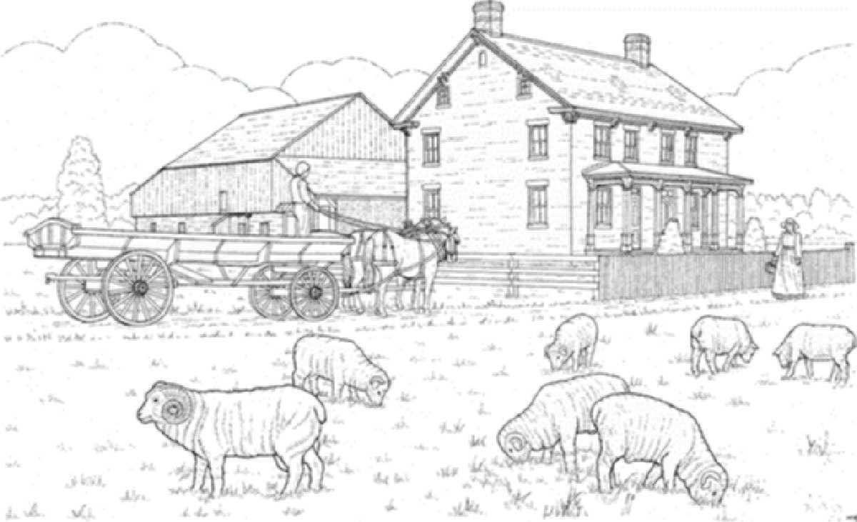 Ausmalbilder Bauernhof 10 Victor Pinterest Ausmalbilder