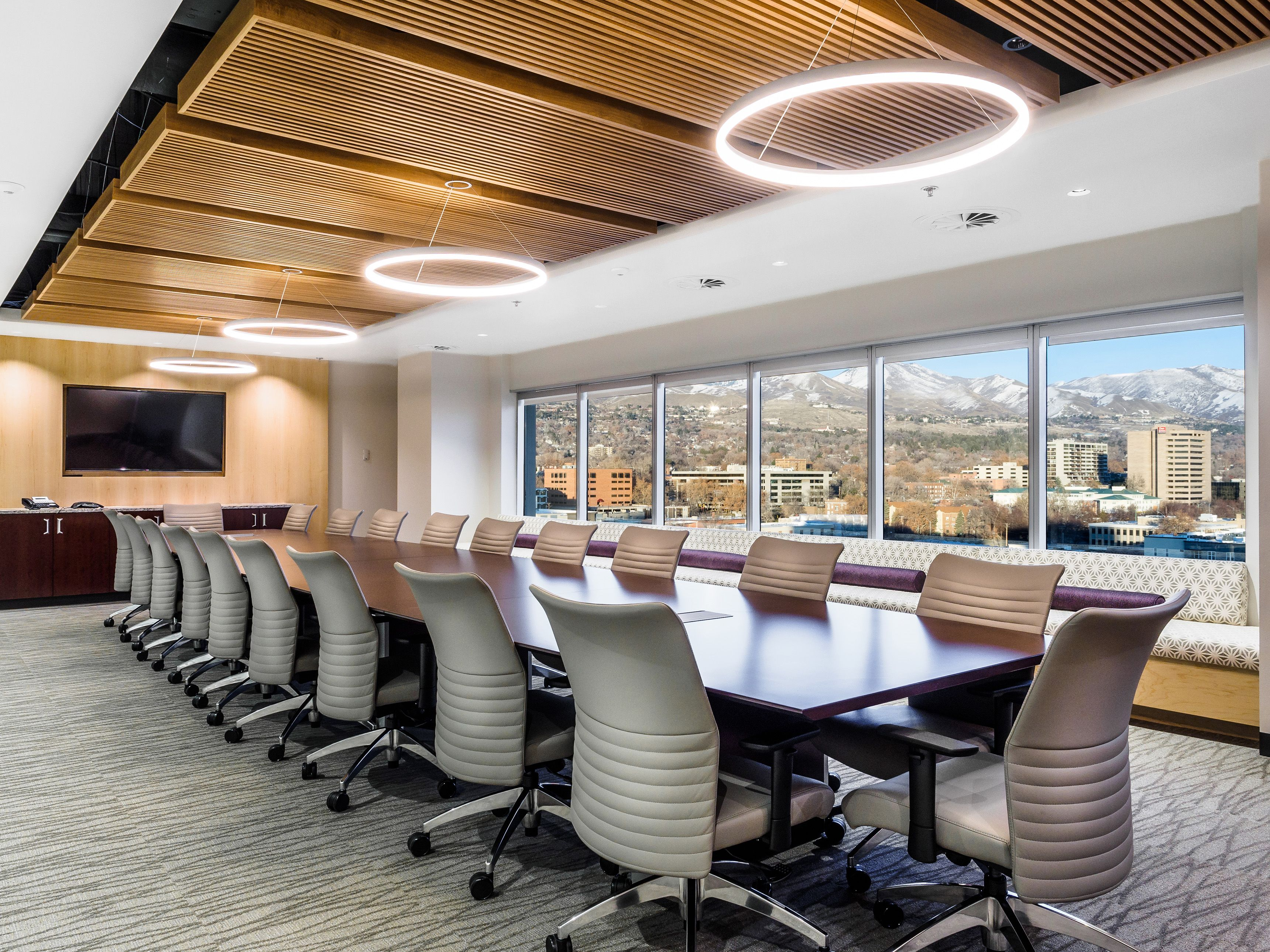 Recently completed Christensen & Jensen law firm ...