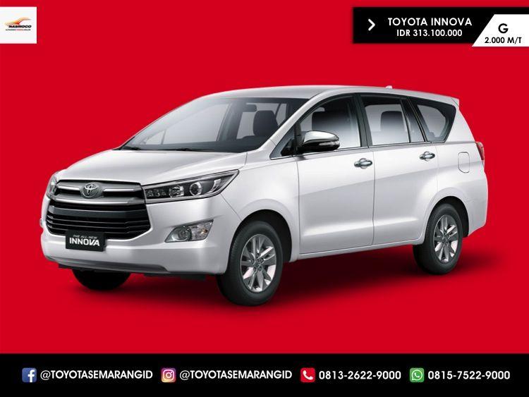 Harga Mobil Toyota Kijang Innova Semarang Juni 2018 Promo Sales Kredit Dealer Nasmoco Dapatkan Informasi Mengenai Harga Toyota Semaran Semarang Mobil