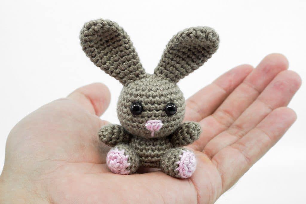 Photo of Häkeln Sie Amigurumi Bunny – Supergurumi