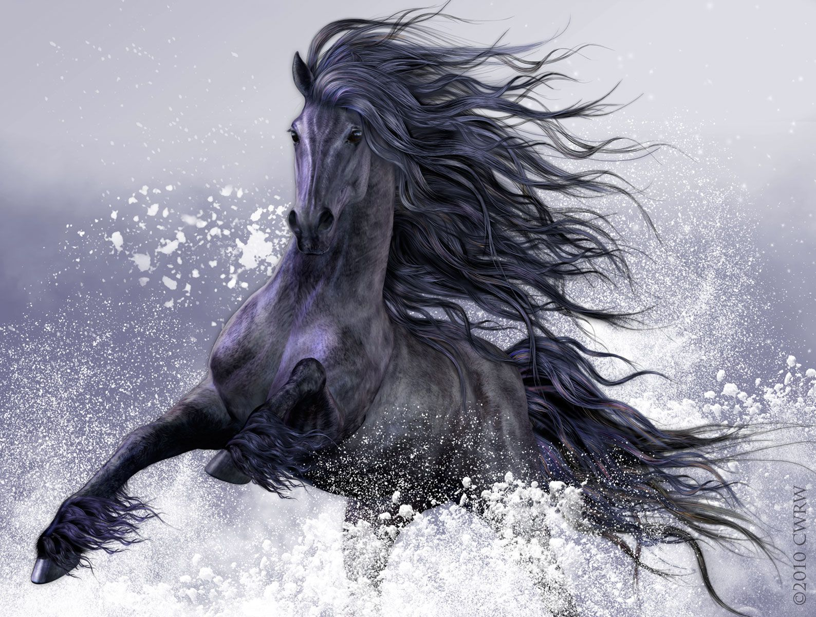 Amazing Wallpaper Horse Watercolor - 5e7ff25d83fe72ee51a05eda870020a3  Perfect Image Reference_236013.jpg