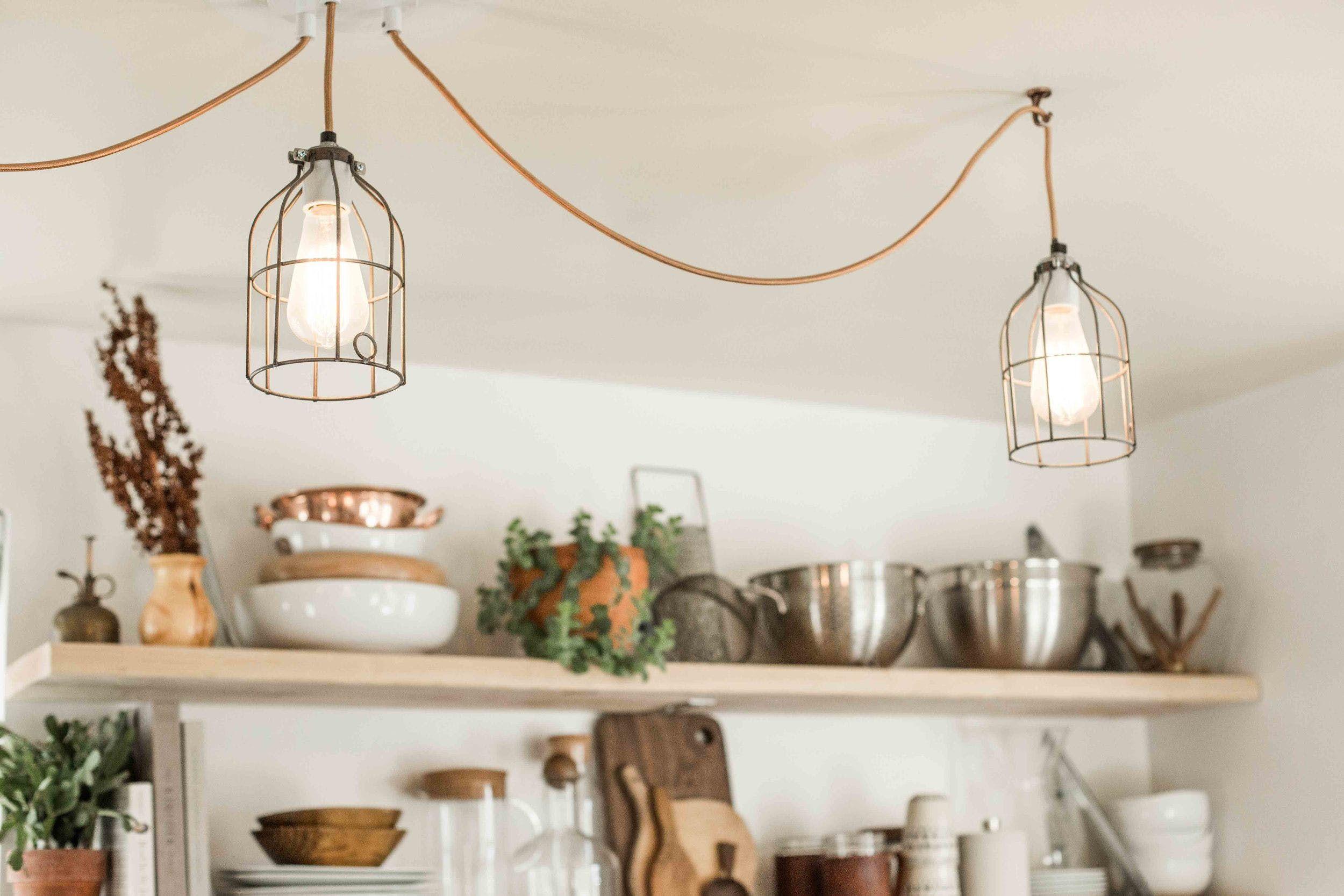 Beste Küche Spur Beleuchtung Anhänger Fotos - Küchenschrank Ideen ...