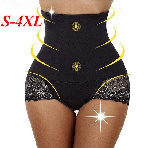 476e11ce37 Women Butt Lifter body Shaper Tummy Plus Size Control Panties Shapewear  Thongs Underwear booty tummy enhancer High Waist Belt