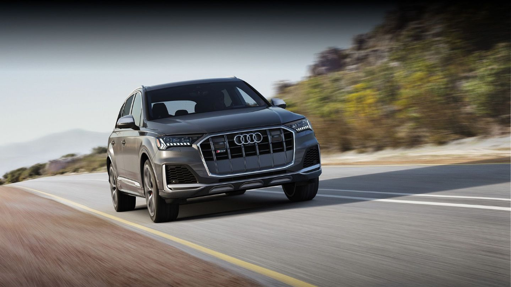 2020 Audi Sq7 Luxury Suv Audi Usa Audi Audi Q7 Audi Car Models