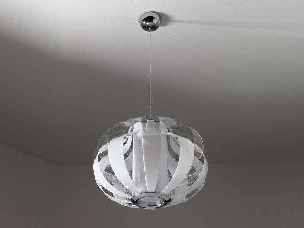 Plafoniere Design : Lampadario sospensione design moderno globe illuminazione
