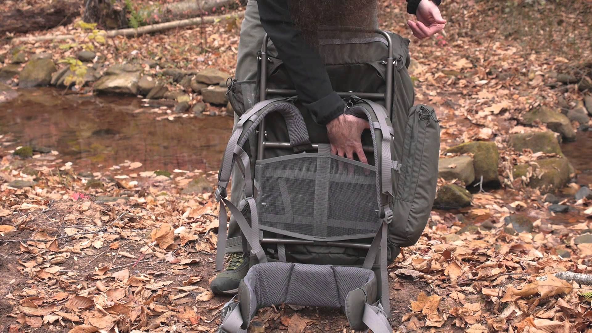 Kelty Tioga 5500 Classic External Frame Backpack | Survival/Camping ...