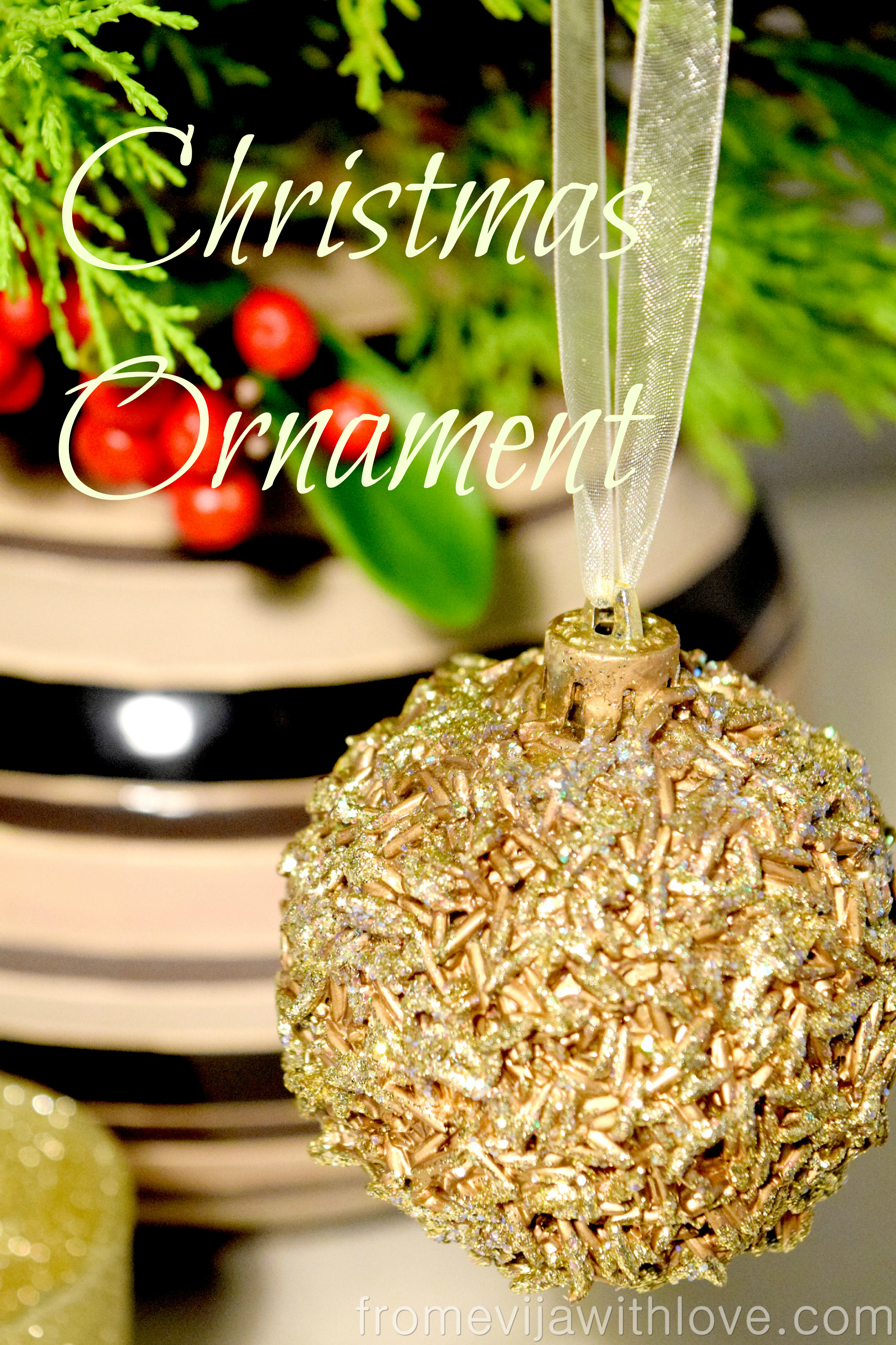 clear plastic fillable christmas ornaments
