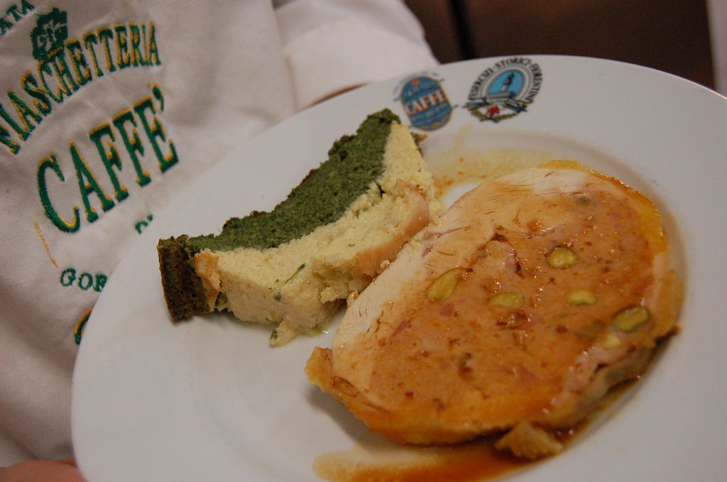 Photo of Stuffed Capon by Paolo Gori from Burde Trattoria