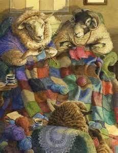 Knitting Circle'