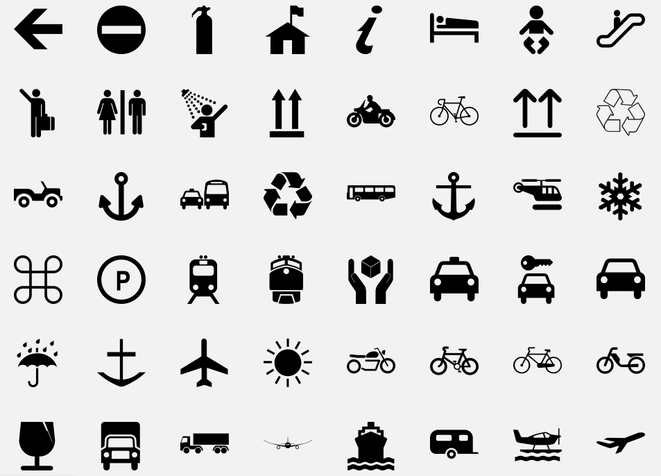Symbols And Signs The Most Practical And Functional Side Of