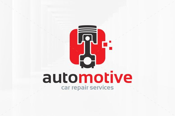 Automotive Logo Template | Automotive logo, Logo templates and Logos