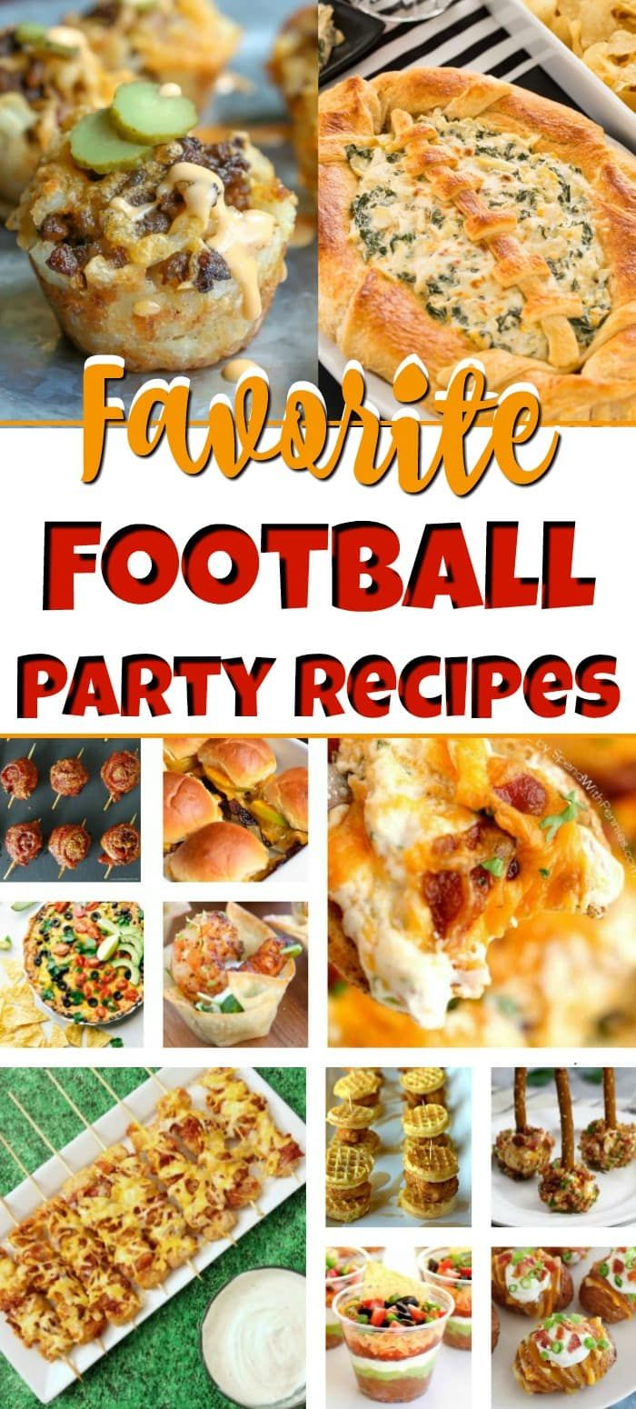 The Best Football Food For Game Day - Fun Money Mom